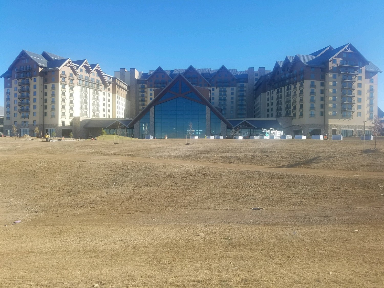 Gaylord Rockies Resort and Convention Center. Photo courtesy of Dewberry.