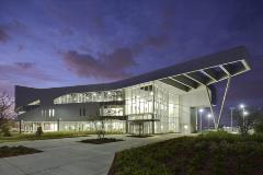 University of North Florida - Student Wellness Complex. Photo by Dana Hoff Photography.