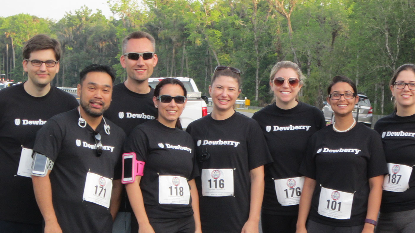 We sponsored and ran in the Poinciana Parkway 5k to commemorate the parkway's grand opening in the spring of 2016.
